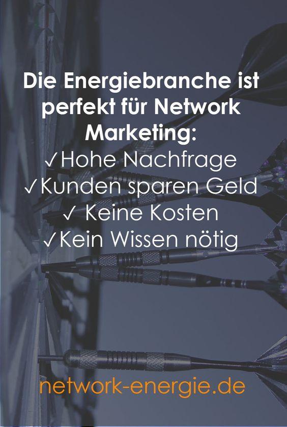 Energiebranche Network Marketing