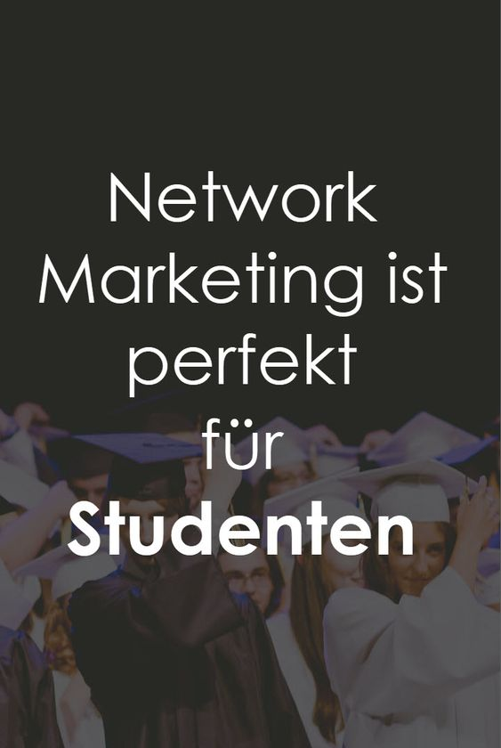 student network marketing
